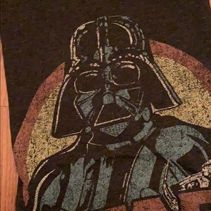 Star Wars size large t shirt